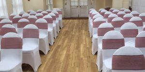Wedding at Pembroke Lodge