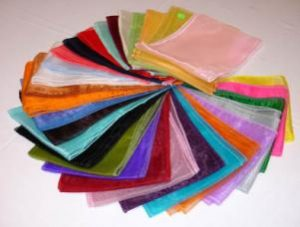 wide choice of chaircover sash colours Colourful chair sashes and chair covers